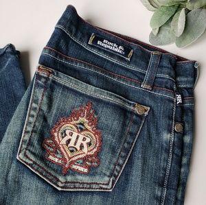 Rock & Republic Blue Jean's Size 28